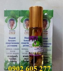 Bỏ sỉ Dầu lăn 13 vị thảo dược Thái Lan tại Gia Lai