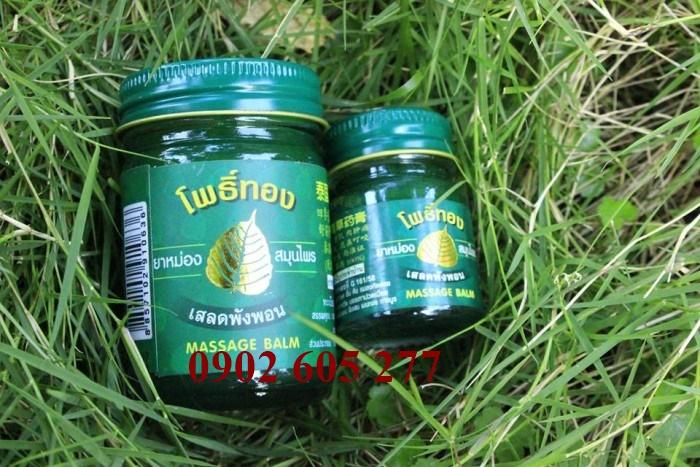 Đại lý Dầu xoa bóp lá Bồ Đề Thái Lan tại Quảng Ninh