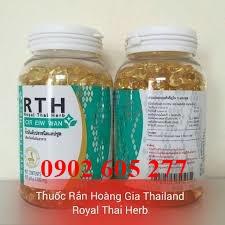 Thuốc Rắn Thái Lan số 4-Cir Eiw Wan (Trị Bệnh Đường Hô Hấp, Hen Xuyễn)