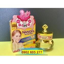 Kem Dưỡng Trắng Da Chống Nắng Che Khuyết Điểm Nangfa 4in1 - Nangfah SPF 50