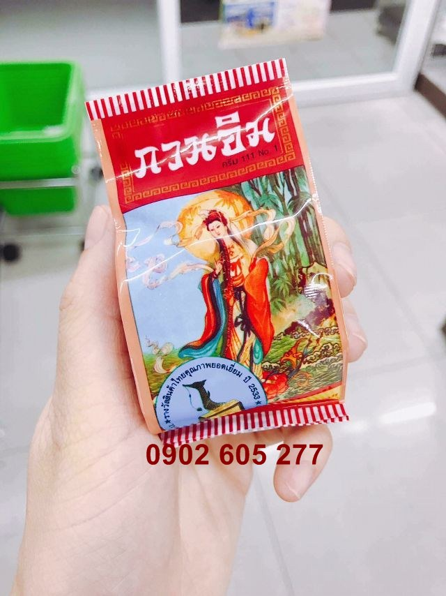 Sản phẩm làm khuôn mặt bạn đẹp hết mụn trắng sáng hãy muaKem Sâm Cô Tiên Thái Lan
