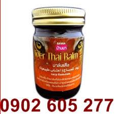 tìm chỗ mua Dầu nóng xoa bóp Tiger Thai Balm Thái Lan  tại quận 11
