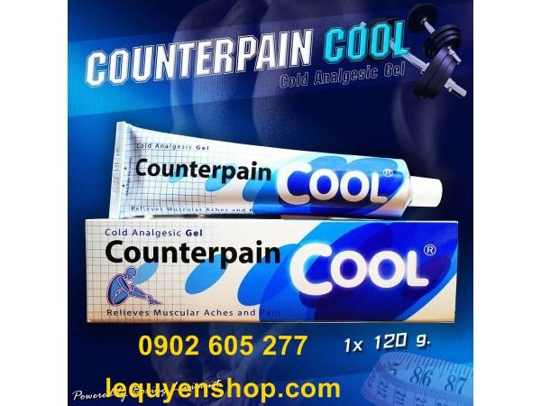 giới thiệu về Dầu xoa bóp Counterpain lạnhThái lan- tại quận 12